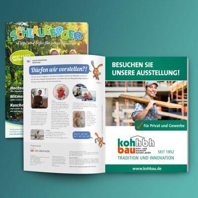 diecreativen-kunden-kohbau-print-anzeige