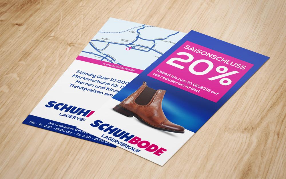 Schuh Bode Online